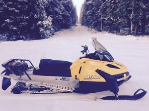 Skidoo Tundra 550F Priced to sell!