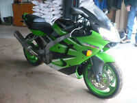 ZX6R for sale