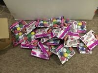 36 Brand new Shimmer n Sparkle Cra-Z-Loom ultimate refill packs. Suit car boot seller
