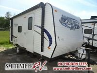 2015 FOREST RIVER SALEM CRUISELITE FS 195BH