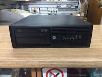 HP COMPAQ 4300 SFF Core i3-2120 3.30GHz 4GB RAM 250GB HDD Window 7 PC