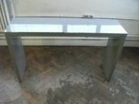 Coffee Table or Side Table . Size : H=80cm , W=130cm , D=35cm .
