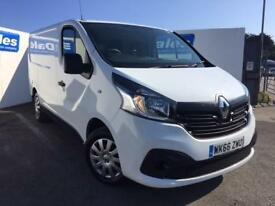 2017 Renault Trafic SL27 dCi 120 Business + (plus) Panel Van