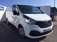 2017 Renault Trafic SL27 dCi 120 Business + (plus) Panel Van