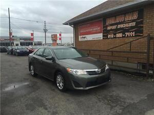2014 Toyota Camry LE**BACK-UP CAMERA**ONLY 52 KMS***ALLOYS