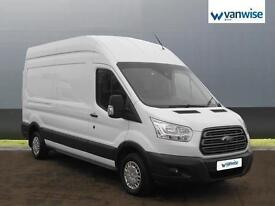 2015 Ford Transit 310 TREND HR P/V Diesel white Manual