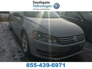 2012 Volkswagen Passat 2.5L Comfortline