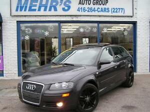 2008 Audi A3 Auto Loaded Dual Sunroof S4 Alloys