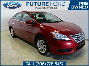 2015 Nissan Sentra SV- GREAT FUEL ECONOMY- GOOD VALUE