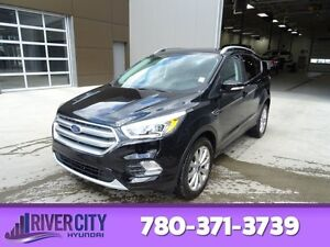 2017 Ford Escape AWD TITANIUM Leather,  Heated Seats,  Back-up C