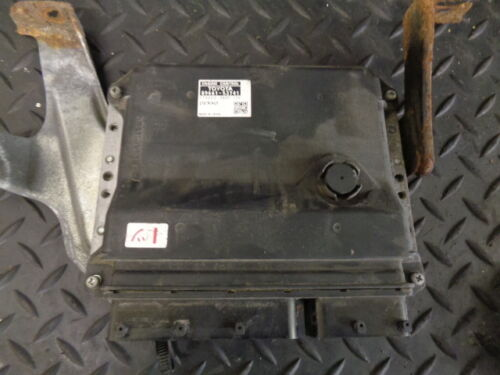 2007 LEXUS IS220d SPORT 4DR ENGINE CONTROL UNIT ECU 89661-53741 DENSO