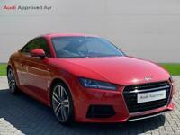 2017 Audi TT 1.8T Fsi S Line 2Dr Coupe Petrol Manual