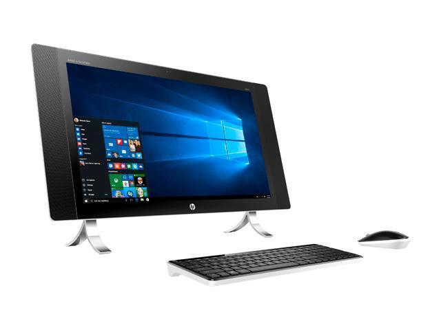 "HP ENVY 27-P014 27"" All-in-one Desktop PC Intel i5-6400T 2.2GHz 12GB 1TB Win 10"