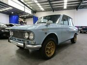 1966 Datsun Bluebird [Empty] Deluxe Blue Manual Coupe Burwood Burwood Area Preview
