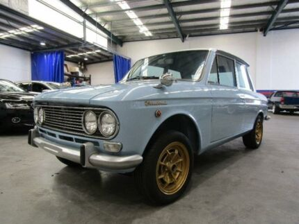 1966 Datsun Bluebird [Empty] Deluxe Blue Manual Coupe Burwood Burwood Area Preview