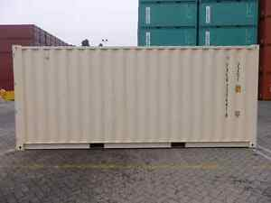 20 ft shipping containers brand new delivered Canberra City North Canberra Preview