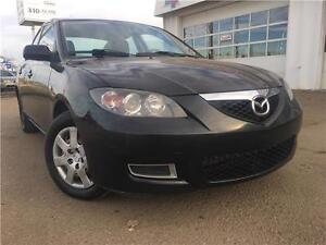 2008 Mazda Mazda3 = ONLY 128K = NEW BRAKES AND ROTORS = MANUAL Edmonton Edmonton Area image 2
