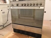 SMEG Range Cooker 5 Gas Hobs, Electric Oven/Grill - QUICK SALE