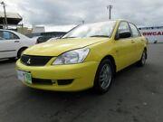 2007 Mitsubishi Lancer CH MY07 ES Yellow 4 Speed Sports Automatic Sedan Moorooka Brisbane South West Preview