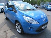 Ford KA 1.2 ZETEC 3d 69 BHP finance from as little £25 week