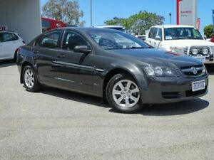 2010 Holden Commodore VE MY10 Omega Grey 6 Speed Sports Automatic Sedan Morley Bayswater Area Preview