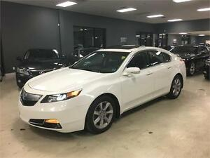 2012 Acura TL++LEATHER+SUNROOF++PEARL+WHITE+CERTIFIED+ETEST+