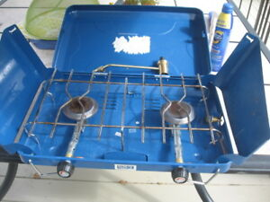 Camping Stove Used 2 summers