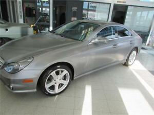 2010 Mercedes-Benz  CLS 550 **RARE** BEAUTIFUL GRAND EDITION CLS