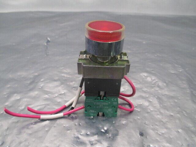 Teknic Push Button Assy, 2LHB24 IEC947-5-1, 60947-5-1 S1 & S2, 100729