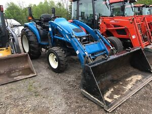 New Holland TC40D tractor for sale