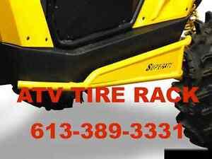 Can-Am Maverick Rock Slider Nerf Bars at ATV TIRE RACK Kingston Kingston Area image 2