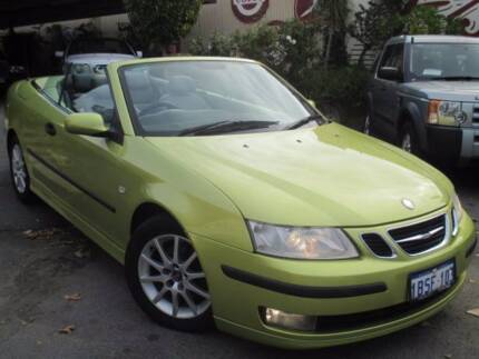 2003 Saab 9-3 Convertible Welshpool Canning Area Preview