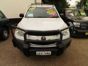 2013 Holden Colorado RG MY13 DX White 5 Speed Manual Cab Chassis Minchinbury Blacktown Area Preview