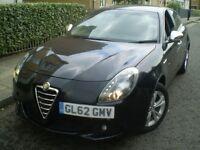 2013 ALFA ROMEO GIULIETTA 1.4TB LUSSO FSH (BMW, AUDI A3, VOLKSWAGEN GOLF, AUDI A1, FORD FOCUS, MINI