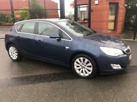 SEPT 2010 VAUXHALL ASTRA 1.7 CDTI SE MOT TO DECEMBER CHEAP TRADE IN TO CLEAR