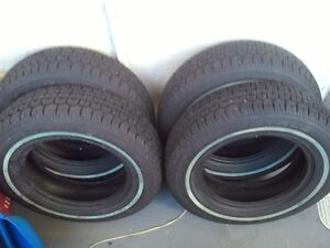 "Pair of 18"" and Four 13"" Tires"