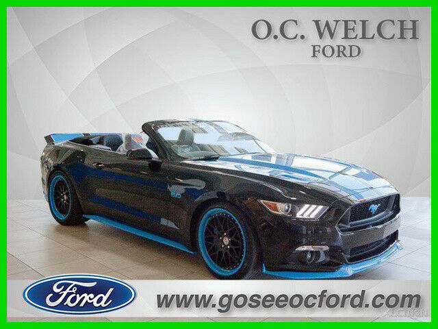 Image 1 Voiture Américaine d'occasion Ford Mustang 2016