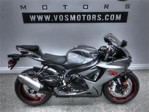 2018 Suzuki GSX-R600L8 - V3196NP - No Payments For 1 Year**