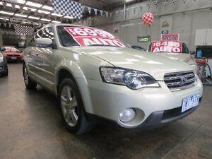 2005 Subaru Outback MY05 3.0R Premium 5 Speed Auto Sports Shift Wagon Mordialloc Kingston Area Preview