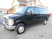 2009 FORD E150 Cargo 4.6L V8 Loaded Chrome Package 161,000KMs