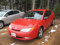2007 Saturn Ion Quad Coupe Ion.3 Uplevel SUPER CLEAN!!!