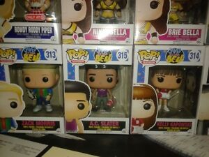 Saved By the Bell Funko POP Vinyl Figures Cambridge Kitchener Area image 1