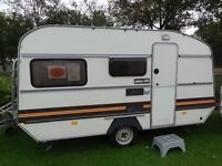 Caravan for sale. - £350 or nearest offer.