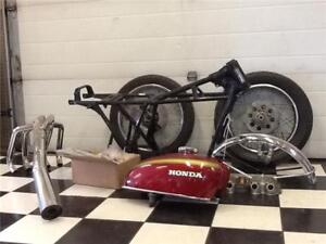 1970's Honda CB750 SOHC Parts New and Used UPDATE