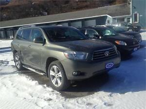 2010 Toyota Highlander Sport (REDUCED)