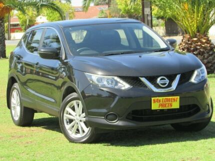 2014 Nissan Qashqai J11 ST Black 1 Speed Constant Variable Wagon Hendon Charles Sturt Area Preview