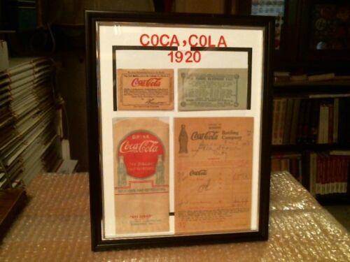COCA-COLA 1920