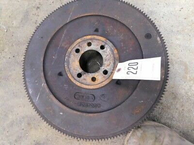 John Deere 4020 Gas Tractor Flywheel W Ring Gear Part R26720r Tag 220