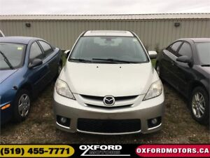 2007 Mazda Mazda5 GT | GREAT CATCH | ROOF