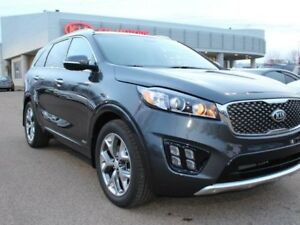 2018 Kia Sorento 2.0T SX, PANORAMIC SUNROOF, BACKUP CAM, COOLED/